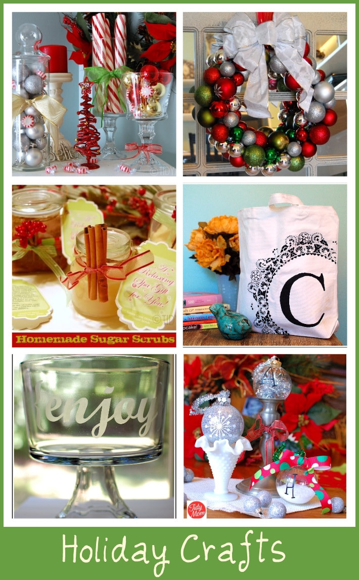 Holiday Crafts Gift Ideas  Delicious Edible Gift Food Present and Holiday Craft Ideas