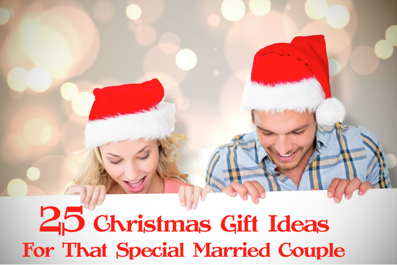 Best ideas about Holiday Gift Ideas Couples . Save or Pin 25 Christmas Gift Ideas for That Special Married Couple Now.