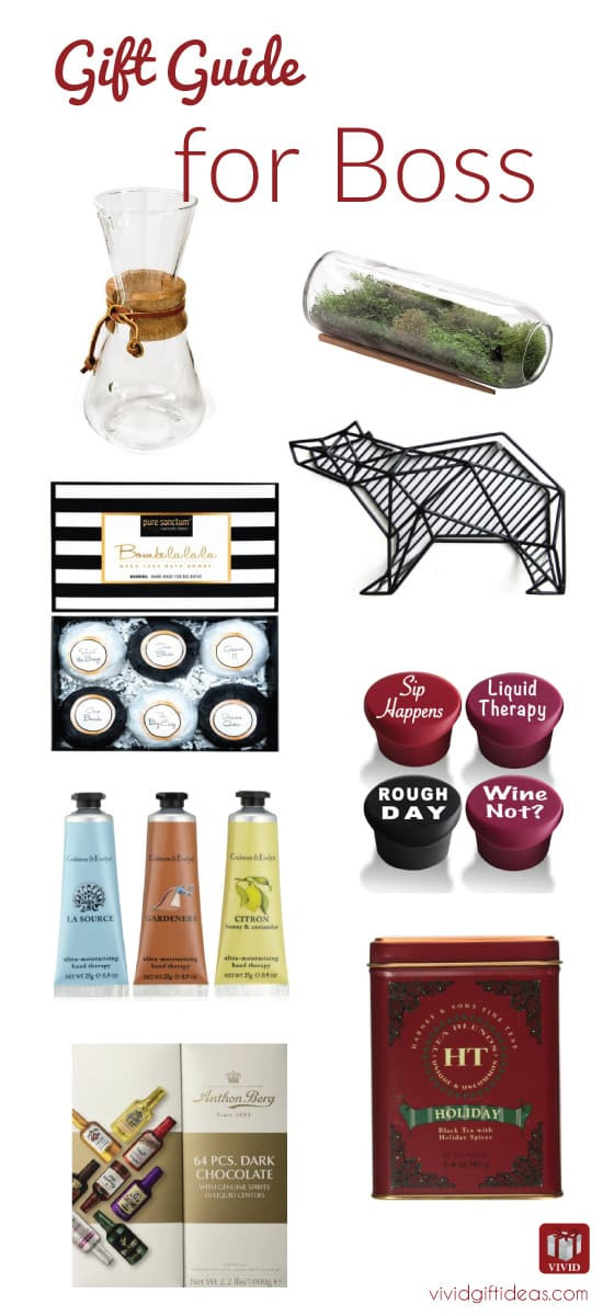 Best ideas about Holiday Gift Ideas For Bosses . Save or Pin 7 Appropriate Presents to Get for Boss Now.