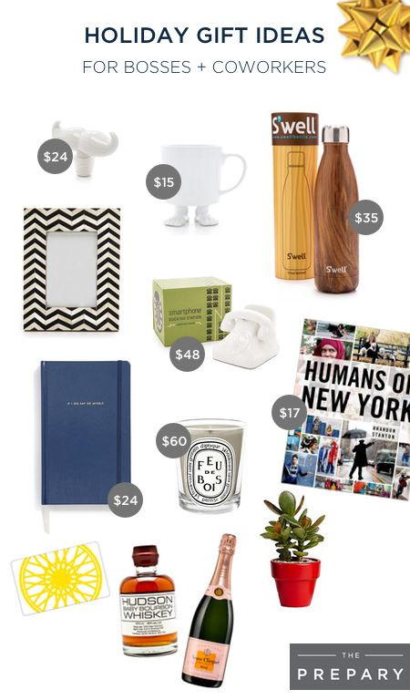 Best ideas about Holiday Gift Ideas For Bosses . Save or Pin 17 Best images about Gift Ideas for Boss on Pinterest Now.
