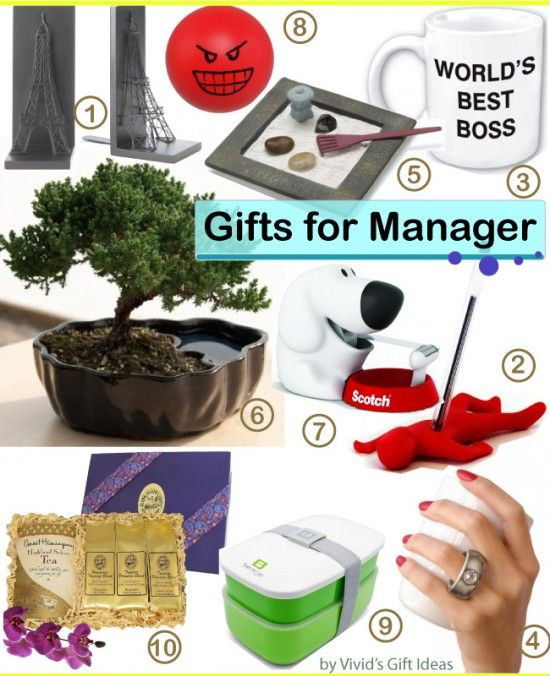 Best ideas about Holiday Gift Ideas For Bosses . Save or Pin 17 Gift Ideas For Boss on Pinterest Now.