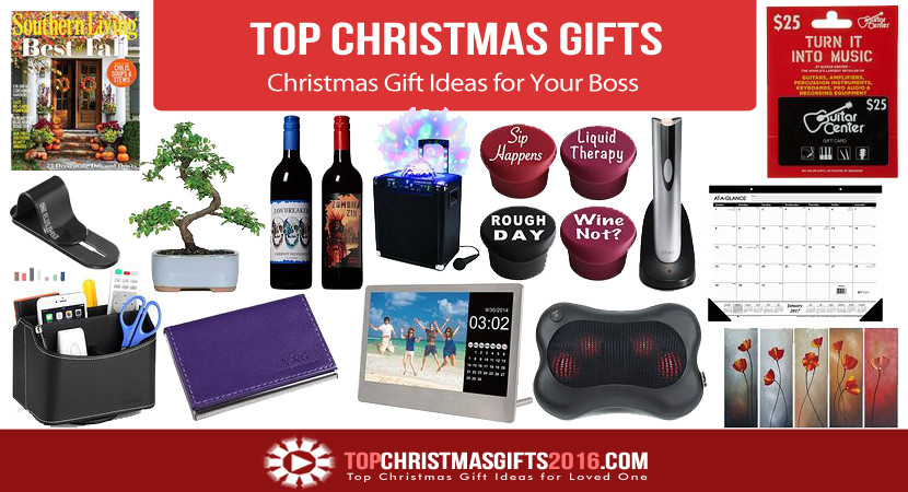Best ideas about Holiday Gift Ideas For Bosses . Save or Pin Best Christmas Gift Ideas for Your Boss 2017 Top Now.