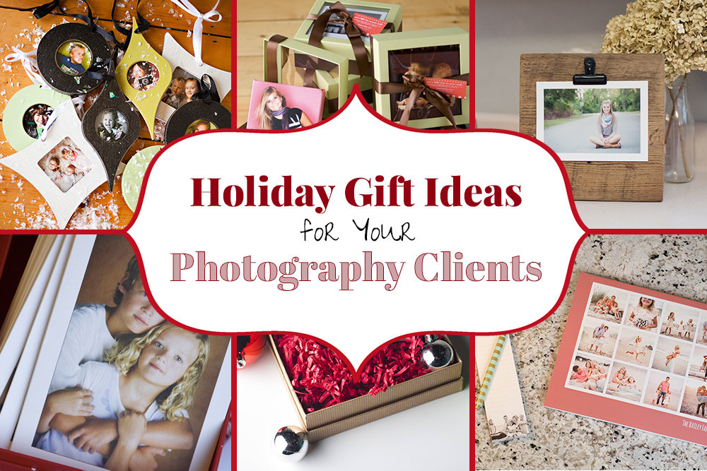 Holiday Gift Ideas For Clients  9 graphy Client Holiday Gift Ideas Joy of Marketing