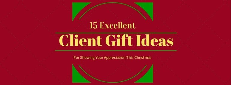 Holiday Gift Ideas For Clients  15 Ideas For Christmas Client Gifts That Show Appreciation