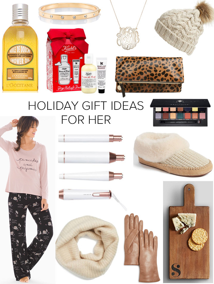 Holiday Gift Ideas For Woman  Holiday Gift Ideas for Women