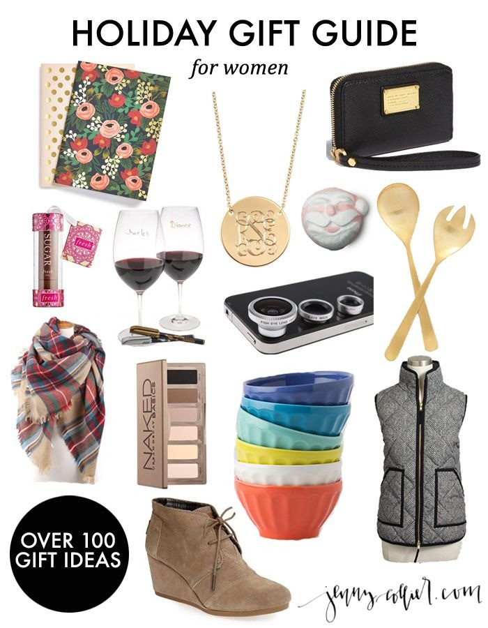 Holiday Gift Ideas For Woman  Christmas Gift Ideas For Women
