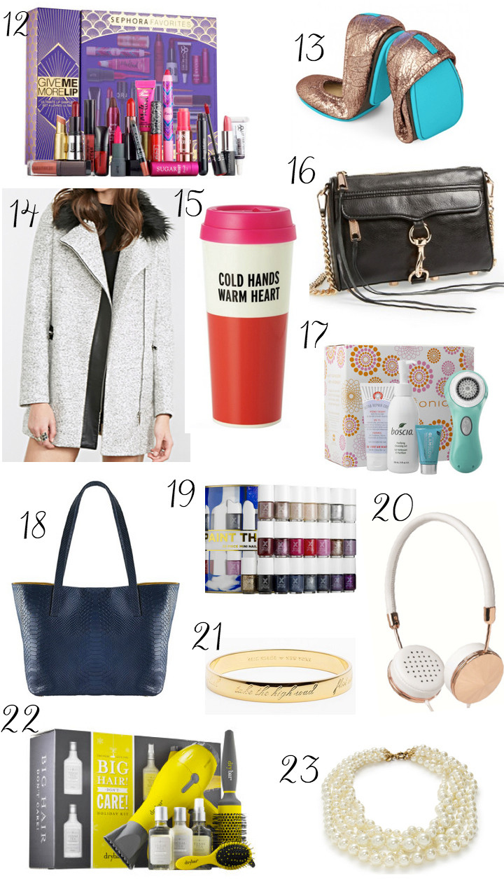 Holiday Gift Ideas For Woman  The Best Christmas Gifts For Women