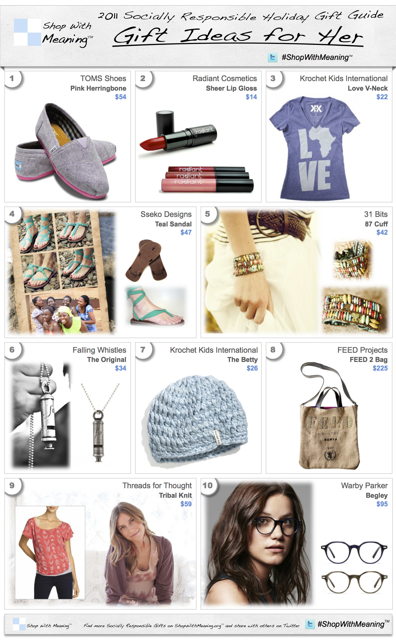Holiday Gift Ideas For Woman  Women s Christmas Gift Ideas Socially Responsible