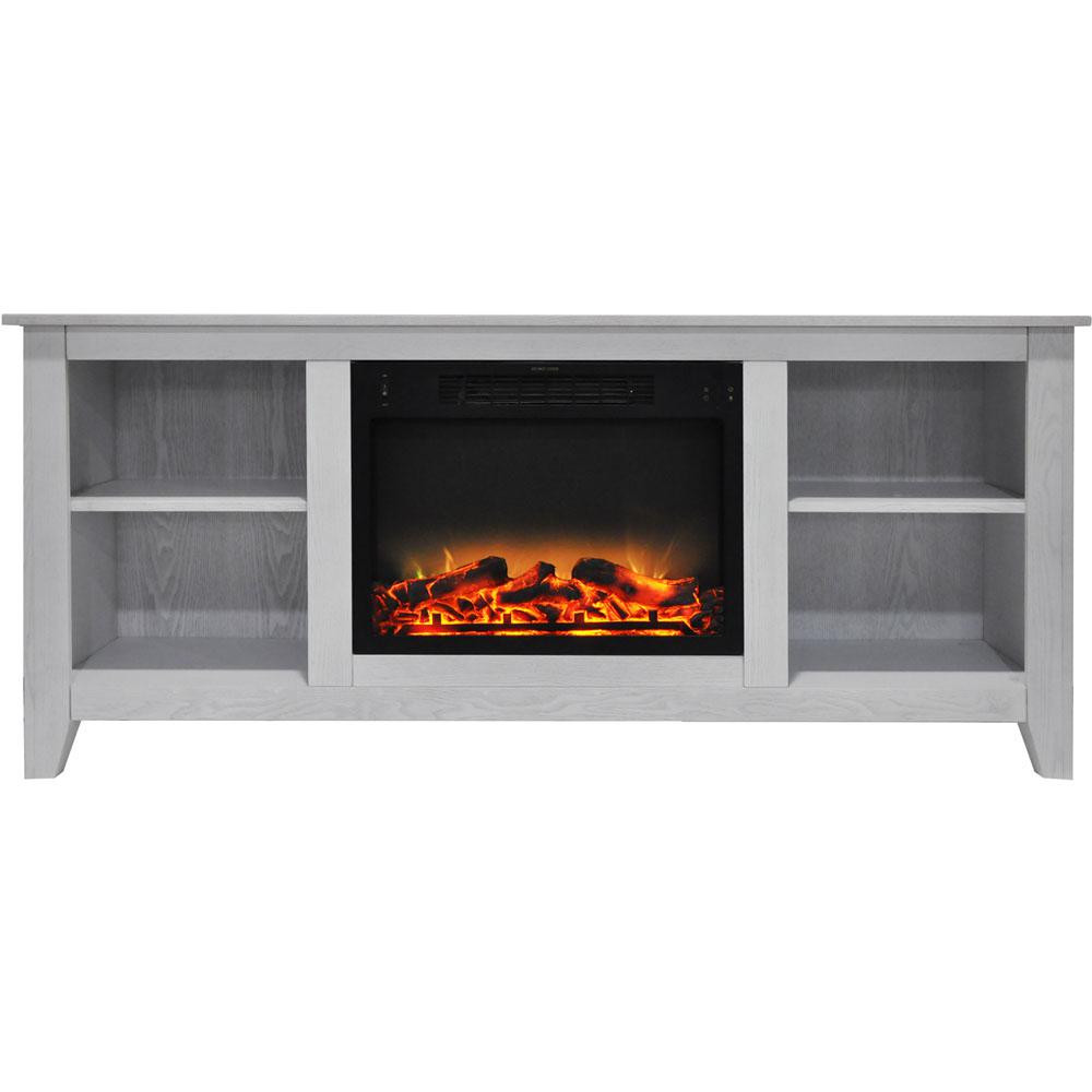 Best ideas about Home Depot Fireplace Tv Stand . Save or Pin Fireplace TV Stands Electric Fireplaces The Home Depot Now.