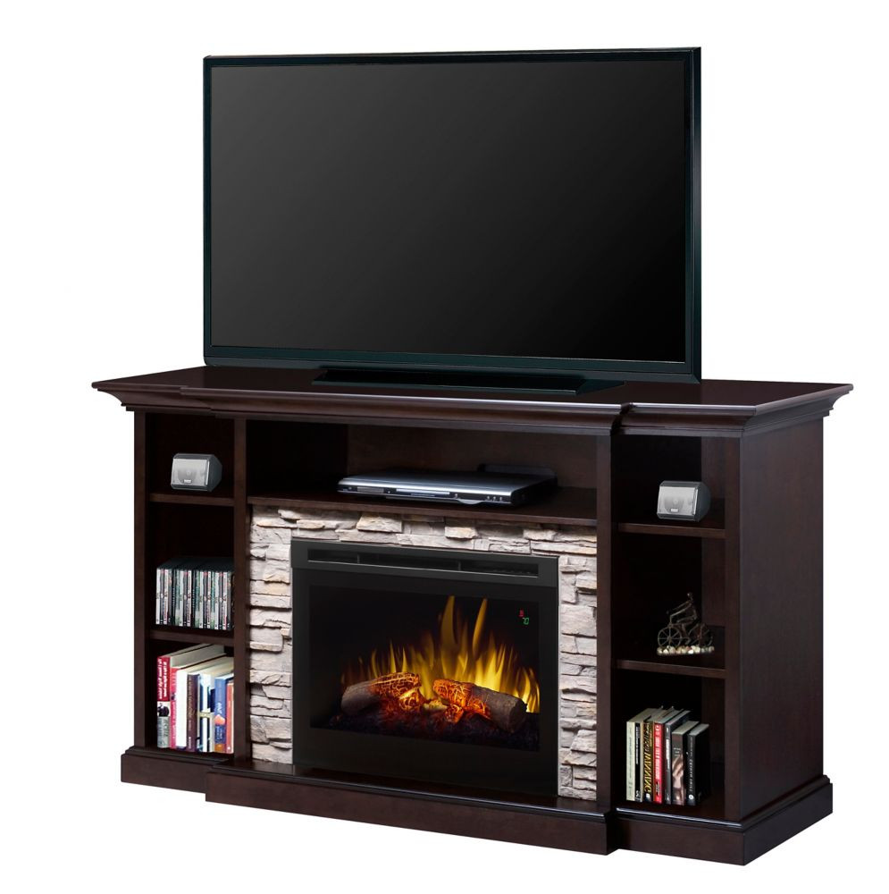 Best ideas about Home Depot Fireplace Tv Stand . Save or Pin Fireplace TV Stands Now.