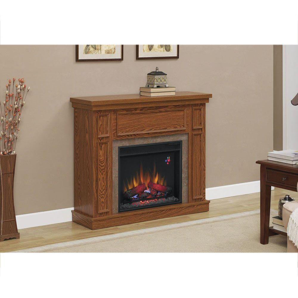 Best ideas about Home Depot Fireplace Tv Stand . Save or Pin Home Decorators Collection Granville 43 in Convertible Now.