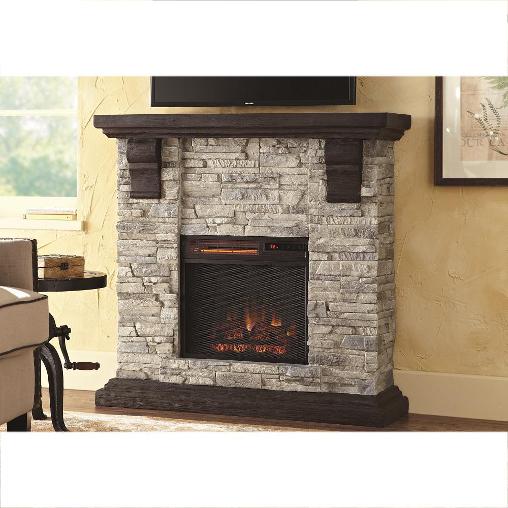 Best ideas about Home Depot Fireplace Tv Stand . Save or Pin Home Decorators Collection Highland 40 in Media Console Now.