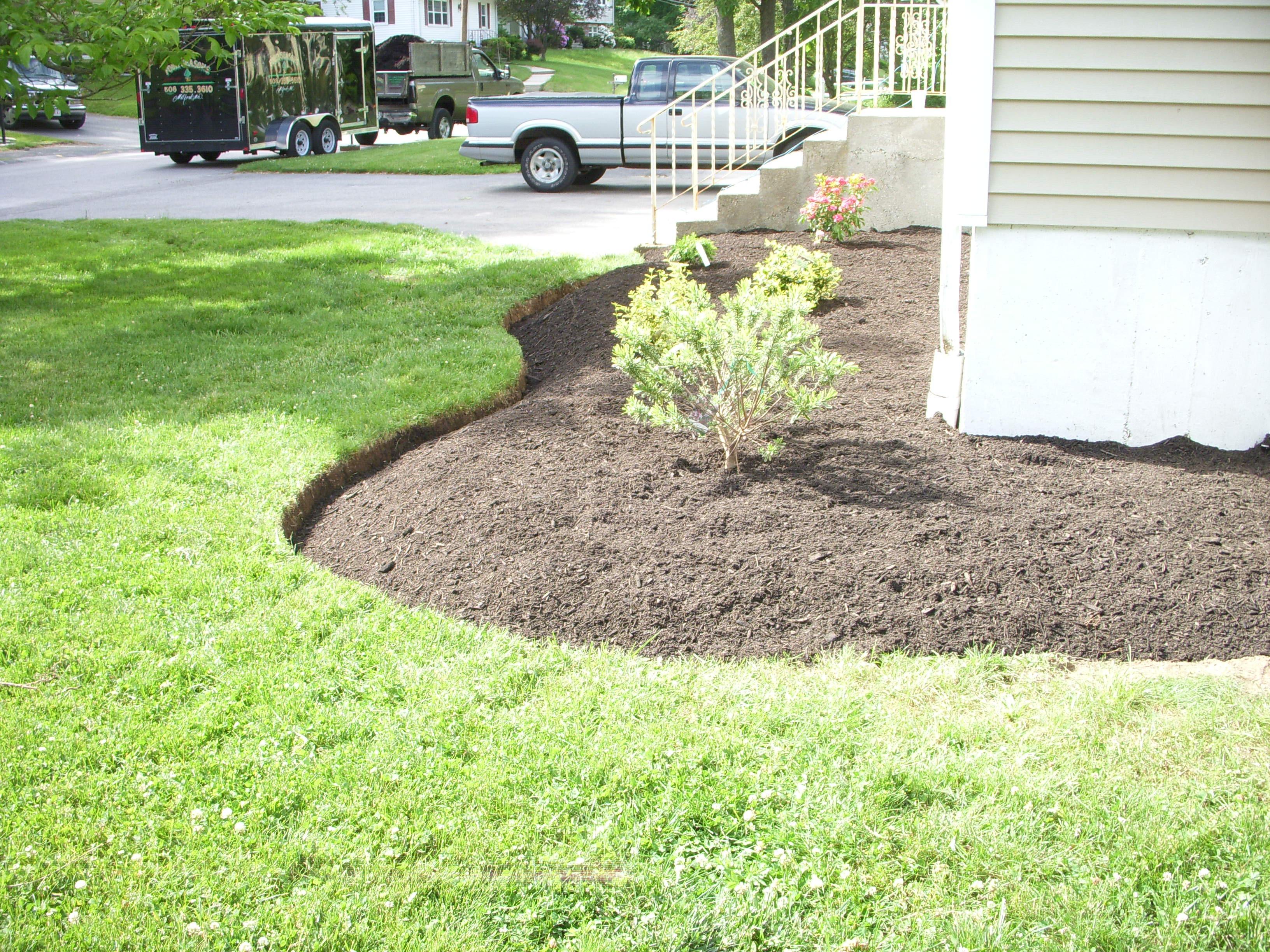 Best ideas about Home Depot Landscape Edging . Save or Pin Decor Cheap Landscape Border Now.