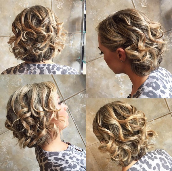 Homecoming Hairstyles For Medium Hair  20 Amazing Braided Hairstyles for Home ing Wedding & Prom