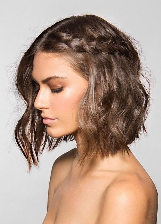 Best ideas about Homecoming Hairstyles For Short Hair . Save or Pin The most anticipated day and the prom hairstyles for short Now.