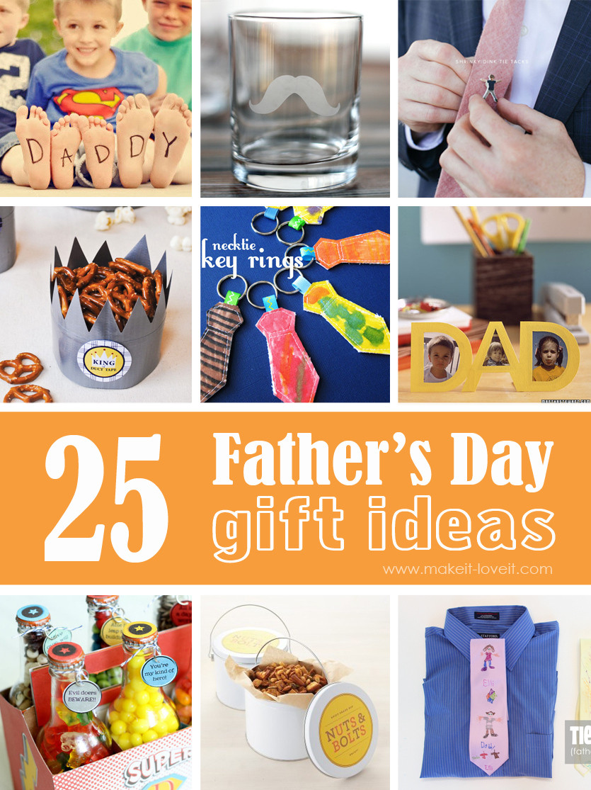 Best ideas about Homemade Fathers Day Gift Ideas . Save or Pin 25 Homemade Father s Day Gift Ideas Now.
