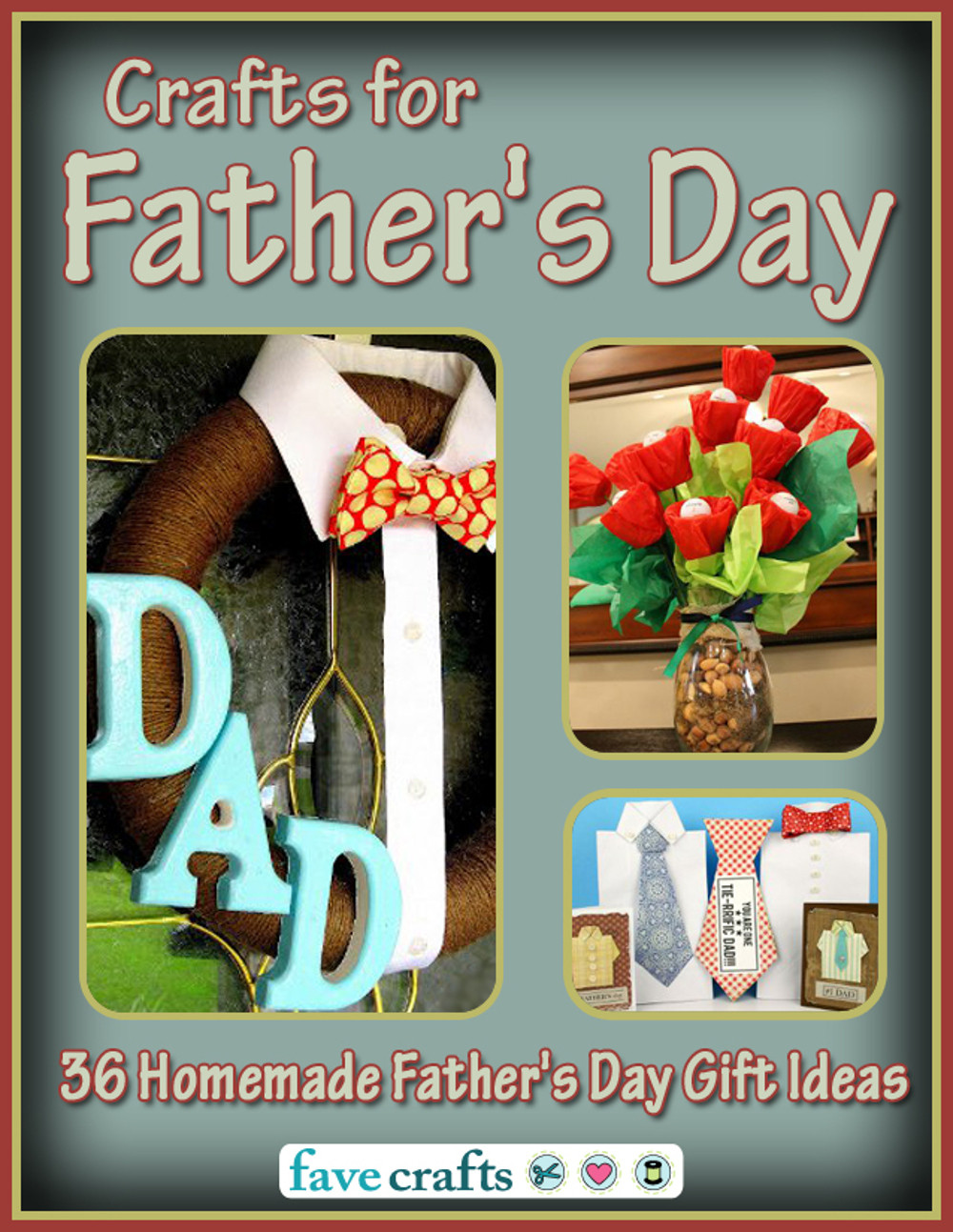 Best ideas about Homemade Fathers Day Gift Ideas . Save or Pin Crafts for Father s Day 36 Homemade Father s Day Gift Now.