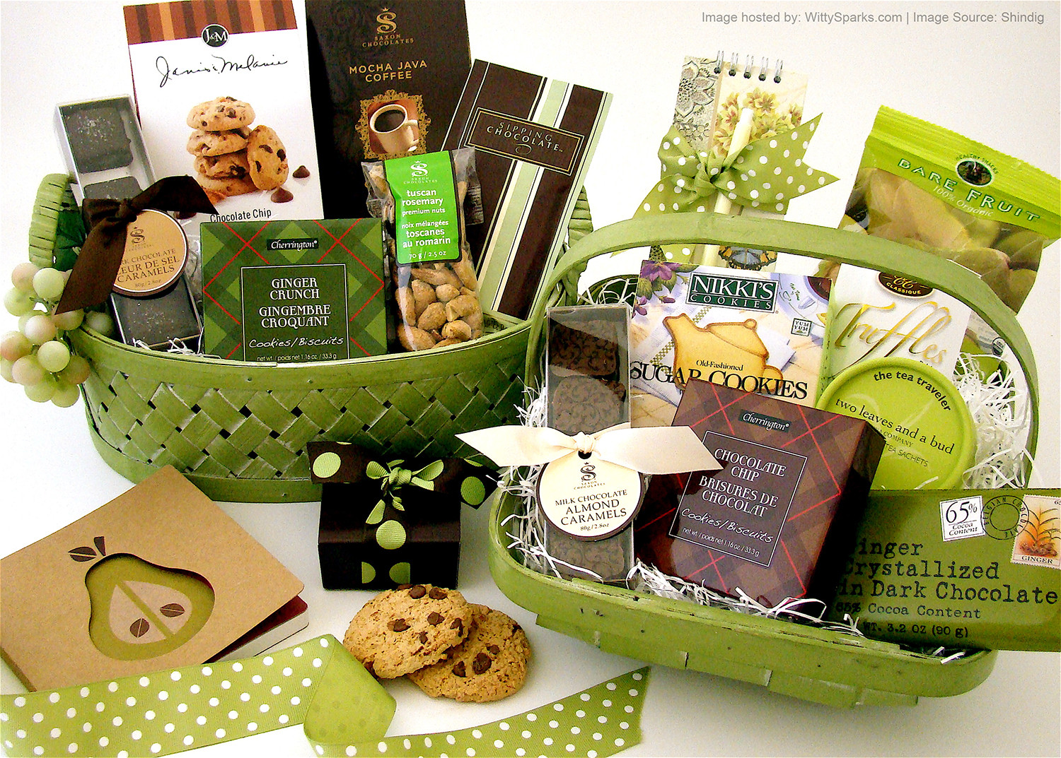 Homemade Gift Basket Ideas  Homemade Gift Baskets Make A Special e and Fill with