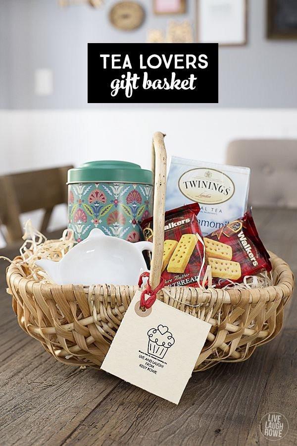 Homemade Gift Basket Ideas  DIY Gift Basket Ideas The Idea Room
