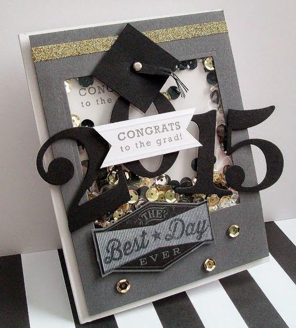 Best ideas about Homemade Graduation Gift Ideas . Save or Pin 281 best images about Handmade Graduation Cards on Now.