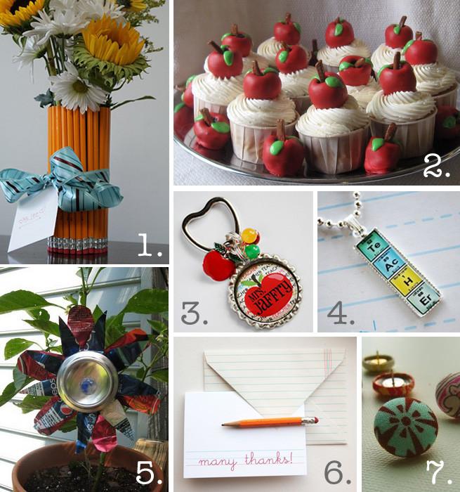Homemade Thank You Gift Basket Ideas  Thank You Teacher Party Inspiration