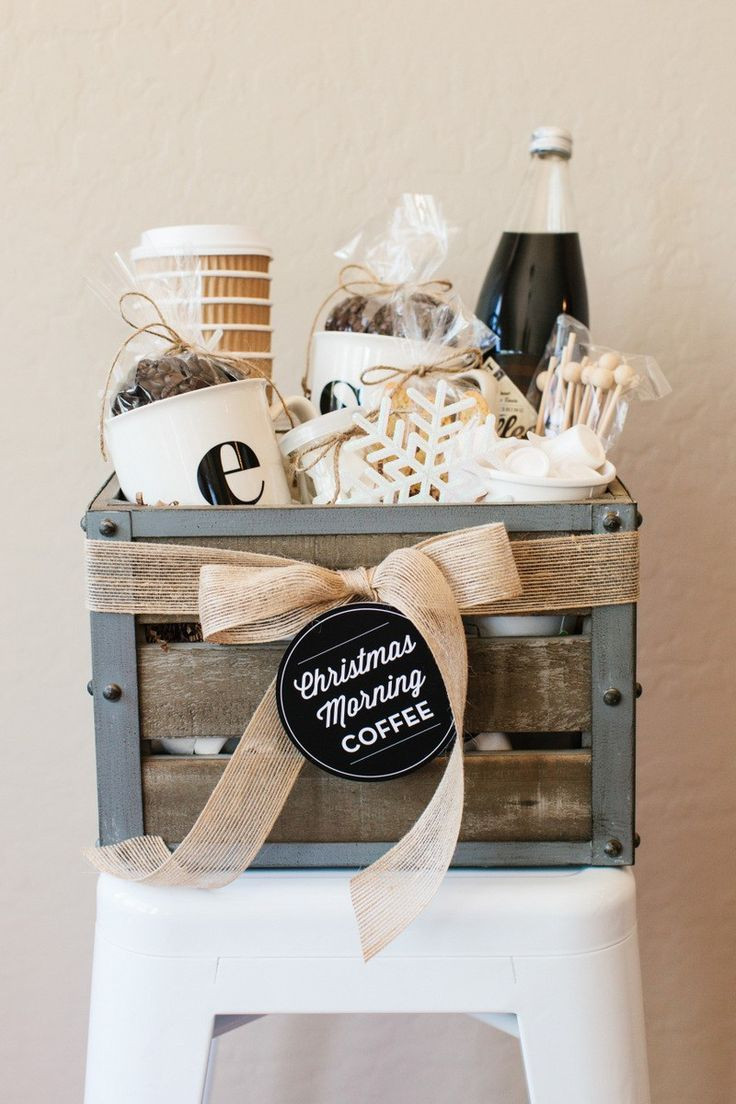 Homemade Thank You Gift Basket Ideas  25 unique Thank you baskets ideas on Pinterest