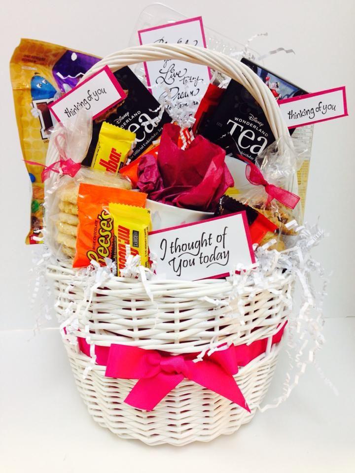 Homemade Thank You Gift Basket Ideas  Best 25 Sympathy t baskets ideas on Pinterest