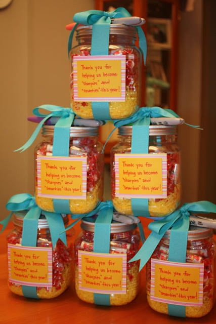 Best ideas about Homemade Thank You Gift Ideas . Save or Pin 21 Best Teachers Week Homemade Gifts – Tip Junkie Now.