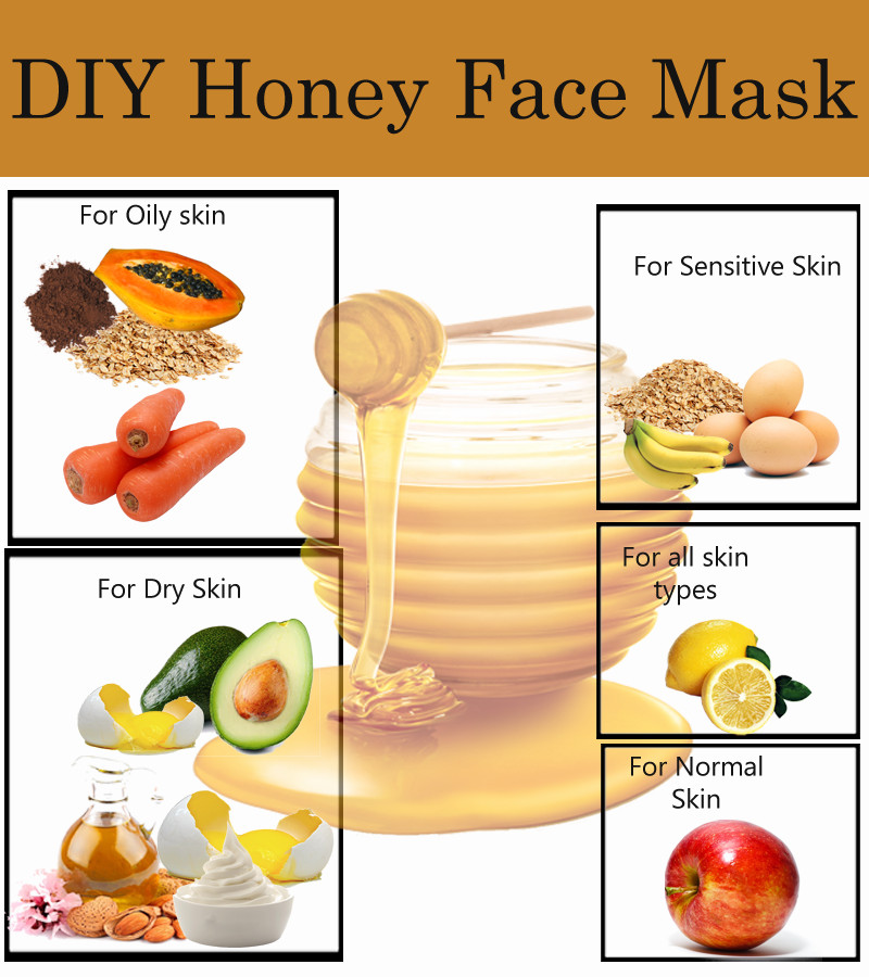Best ideas about Honey Face Mask DIY . Save or Pin Diy Face Mask For Oily Skin And Acne DIY Unixcode Now.