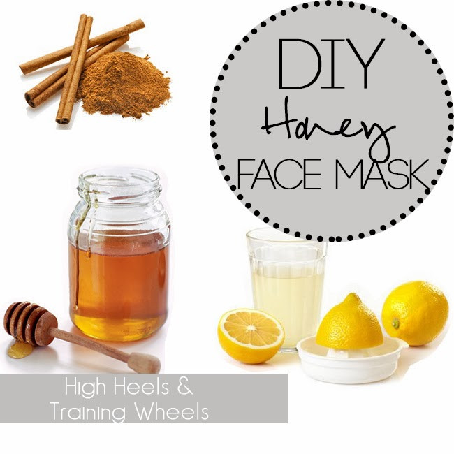 Best ideas about Honey Face Mask DIY . Save or Pin High Heels and Training Wheels DIY Honey Face Mask Now.
