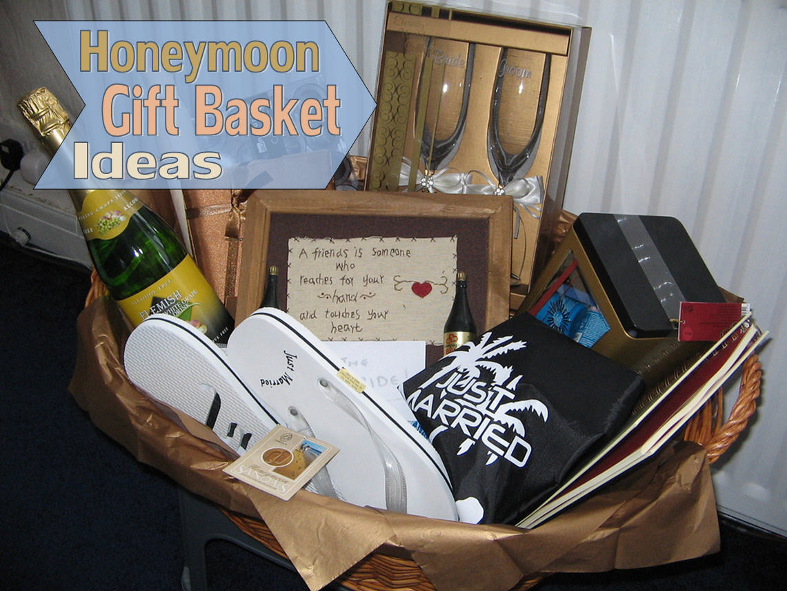Best ideas about Honeymoon Gift Basket Ideas . Save or Pin Honeymoon Gift Basket Ideas Unique Gifter Now.