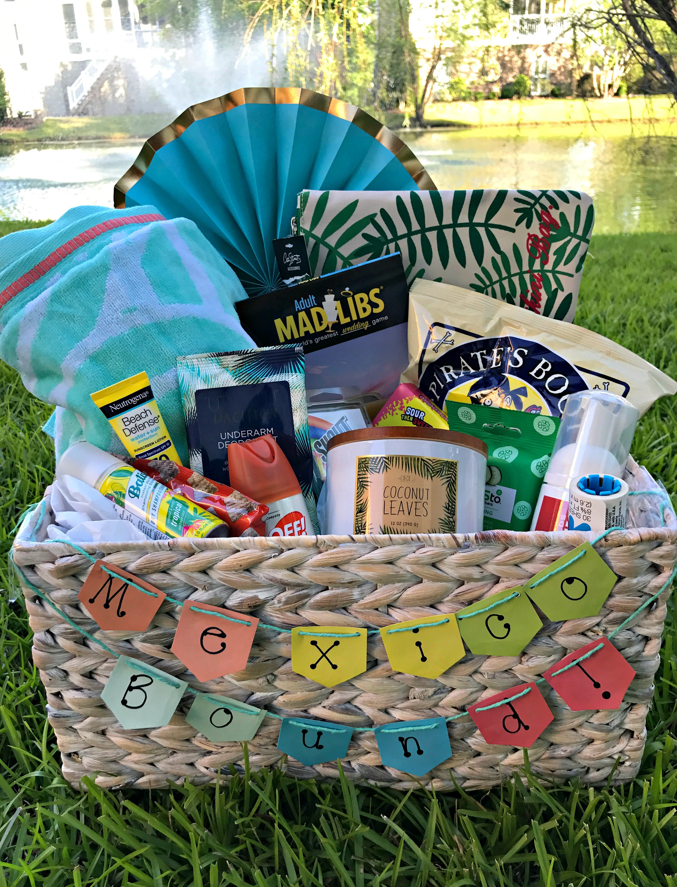 Best ideas about Honeymoon Gift Basket Ideas . Save or Pin Honeymoon Gift Basket Traveling Greenes Now.