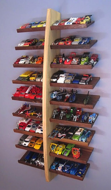 Best ideas about Hot Wheels Storage Ideas . Save or Pin Design room for kids Hot Wheels car collection storage Now.