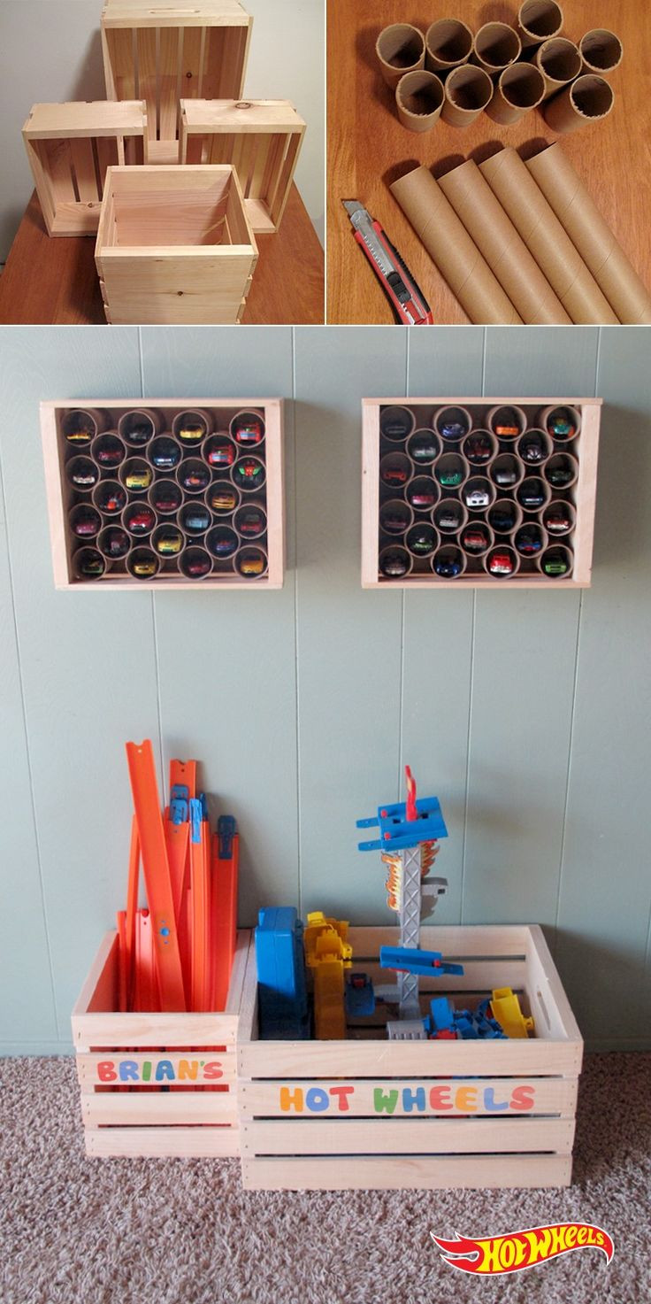 Best ideas about Hot Wheels Storage Ideas . Save or Pin 134 best Speedy Storage & Decor images on Pinterest Now.