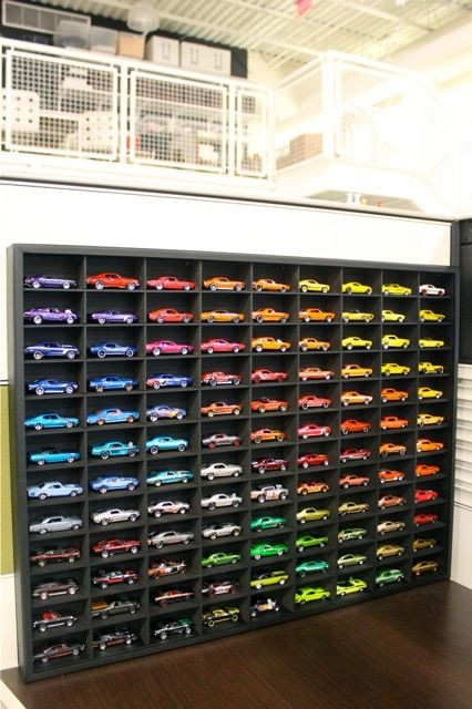 Best ideas about Hot Wheels Storage Ideas . Save or Pin Best 25 Hot wheels display ideas on Pinterest Now.