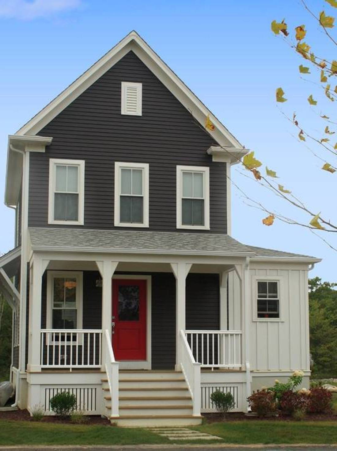 Best ideas about House Paint Colors Exterior . Save or Pin Choosing Exterior Paint Colors for Homes TheyDesign Now.