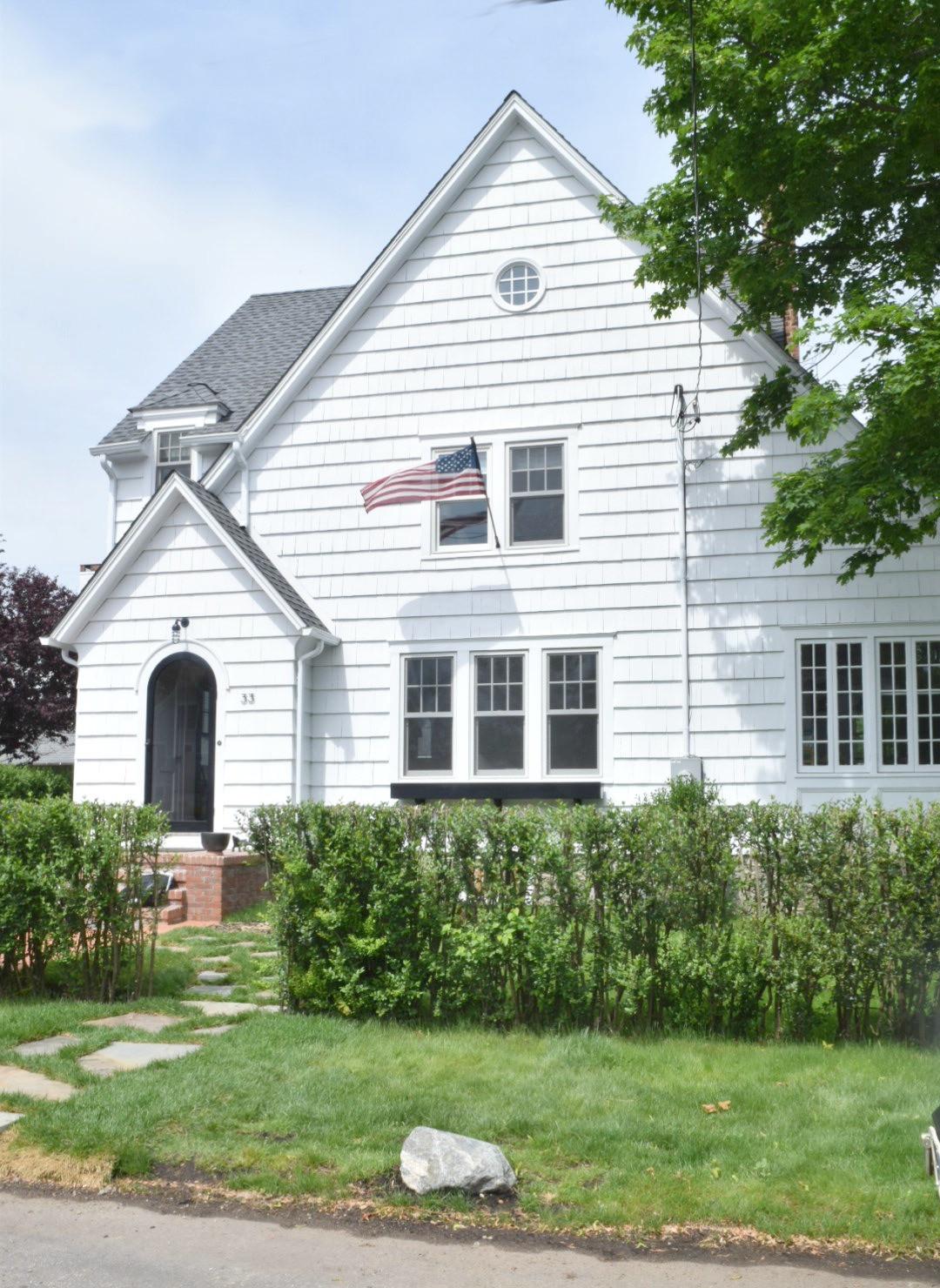 Best ideas about House Paint Colors Exterior . Save or Pin New England Homes Exterior Paint Color Ideas Nesting Now.