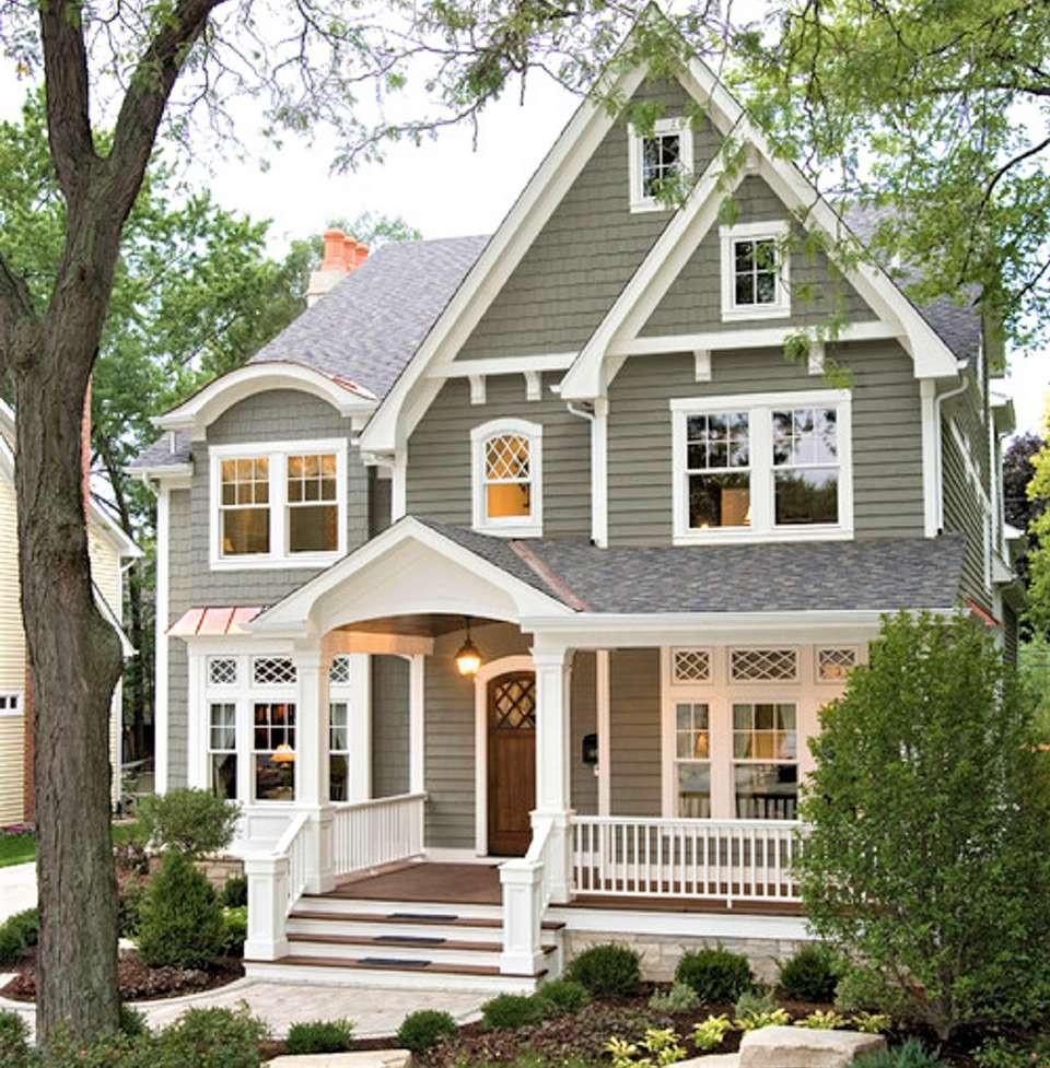 Best ideas about House Paint Colors Exterior . Save or Pin 10 Inspiring Exterior House Paint Color Ideas Now.