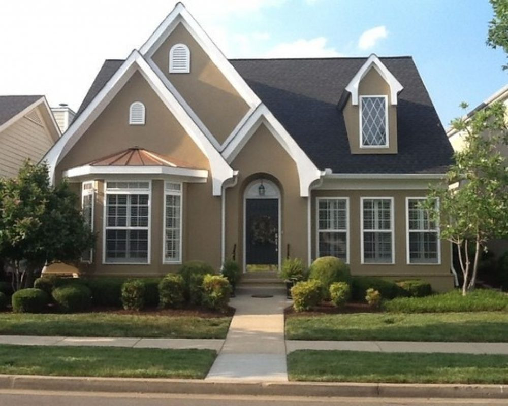 Best ideas about House Paint Colors Exterior . Save or Pin The Best Exterior Paint Colors to Please Your Eyes Now.