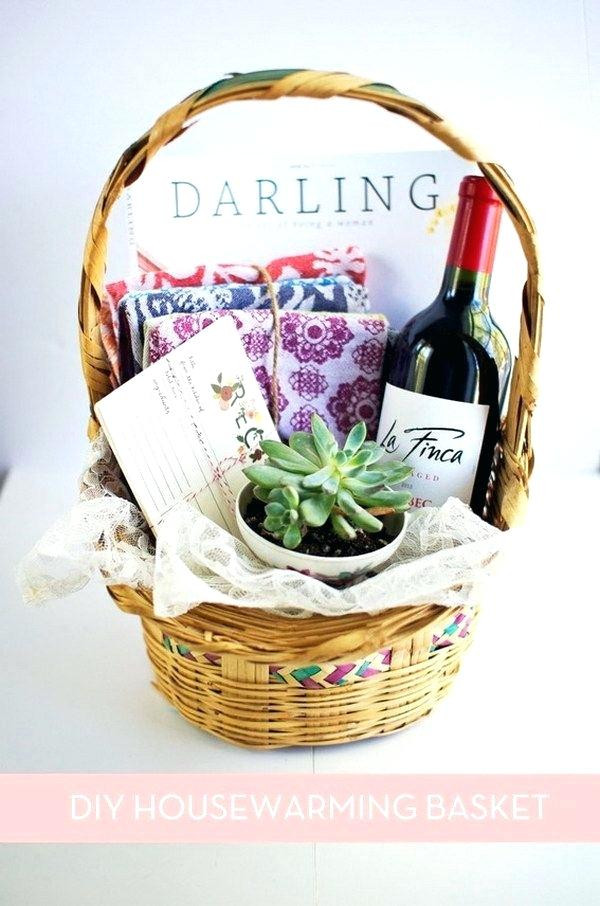 Best ideas about Housewarming Gift Ideas For Couple . Save or Pin Housewarming Gift Basket Ideas For Couple Gift Ftempo Now.