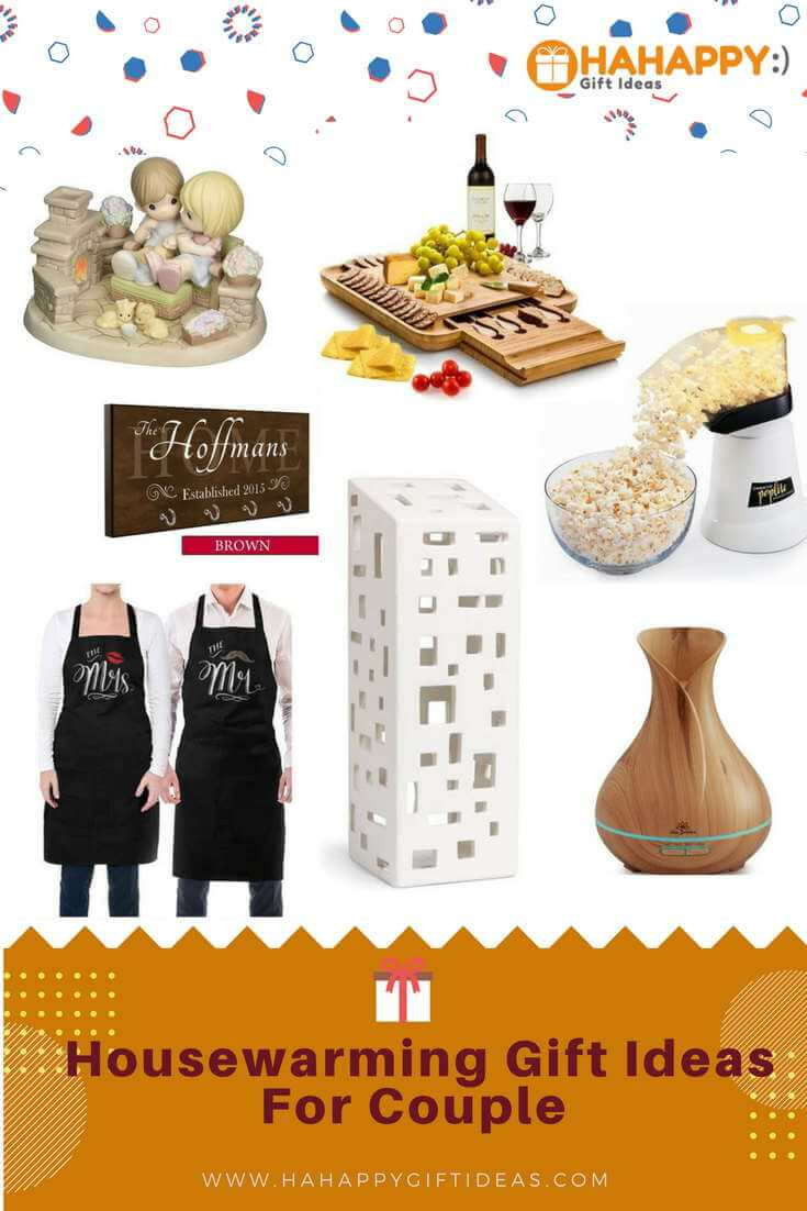 Best ideas about Housewarming Gift Ideas For Couple . Save or Pin Housewarming Gift Ideas For Couple With Blessings and Now.