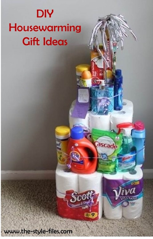 Best ideas about Housewarming Gift Ideas For Couple . Save or Pin DIY Housewarming Gift Idea The Style Files Now.
