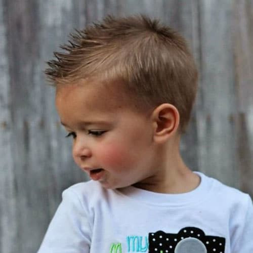 Best ideas about How To Cut A Toddler Boys Hair . Save or Pin 15 Cute Toddler Boy Haircuts Now.