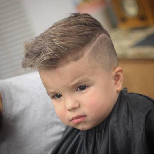 Best ideas about How To Cut A Toddler Boys Hair . Save or Pin 15 Cute Baby Boy Haircuts BabiesSucces Now.