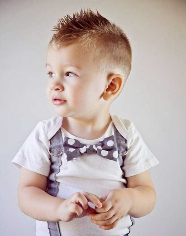 Best ideas about How To Cut A Toddler Boys Hair . Save or Pin Best Little Boys Haircuts And Hairstyles In 2019 – FashionEven Now.