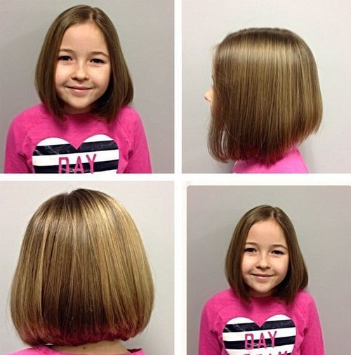 How To Cut Little Girl Hair  50 Cute Haircuts for Girls to Put You on Center Stage