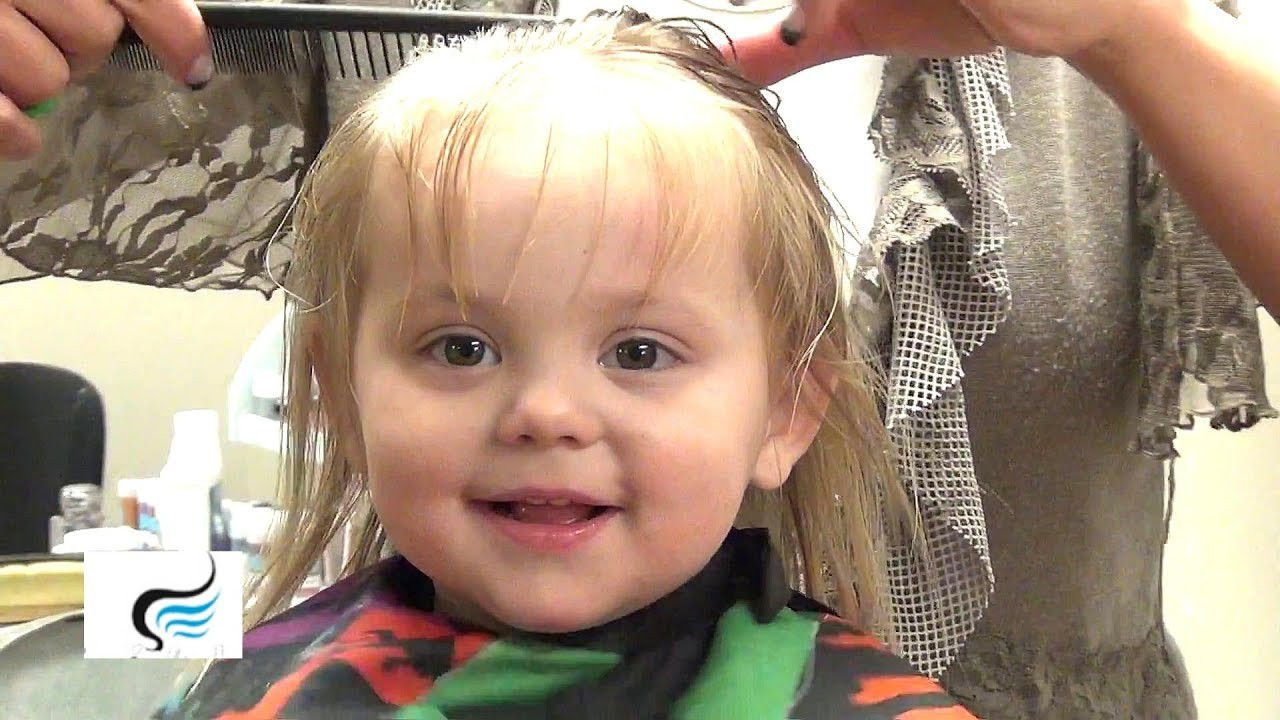 How To Cut Little Girl Hair  How to Cut Fun Little Girls Haircuts And Cute Toddler