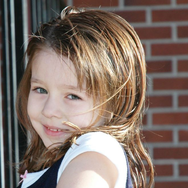 How To Cut Little Girl Hair  Kindergarten How to handle first day jitters