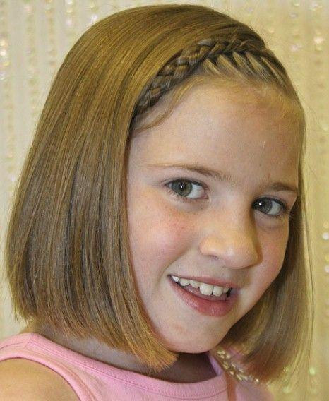 How To Cut Little Girl Hair  Short hairstyles for girls Short and Cuts Hairstyles