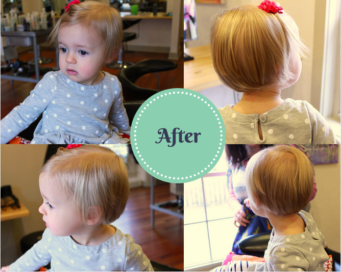 How To Cut Little Girl Hair  Toddler Bob Haircut on Pinterest